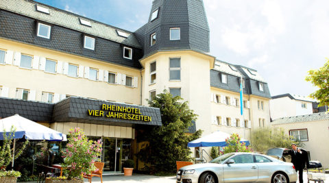 Rheinhotel Vier Jahreszeiten - Hotel