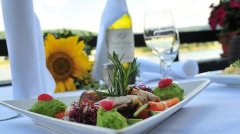 Rheinhotel Vier Jahreszeiten - Restaurant