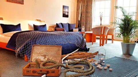 Rheinhotel Vier Jahreszeiten - Zimmer